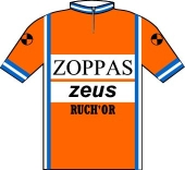Zoppas - Zeus - Ruch'or 1978 shirt