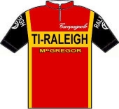 TI - Raleigh - Mac Gregor 1978 shirt