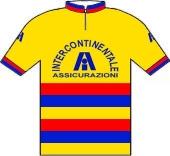 Intercontinentale Assicurazioni 1978 shirt