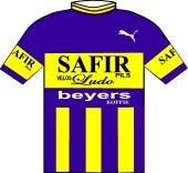 Safir - Beyers - Ludo 1978 shirt