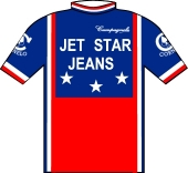 Jet Star Jeans 1978 shirt