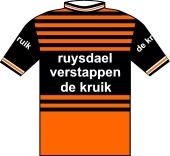 Ruysdael - Verstappen - De Kruik 1978 shirt