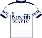 Boston - IFI - Mavic 1980 shirt
