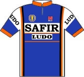 Safir - Ludo 1980 shirt