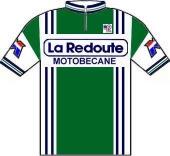 La Redoute - Motobécane 1980 shirt