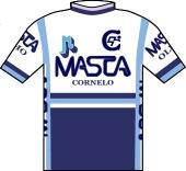 Masta - Cornelo 1980 shirt