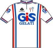 Gis Gelati 1980 shirt