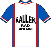 Rauler - Gipiemme 1980 shirt