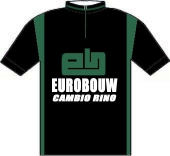 Eurobouw - Cambio - Rino - Rossin 1980 shirt