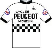Peugeot - Esso - Michelin 1980 shirt