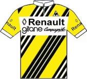 Renault - Gitane 1980 shirt