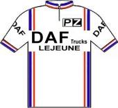 Daf Trucks 1980 shirt
