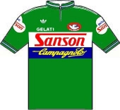 Sanson - Campagnolo 1980 shirt
