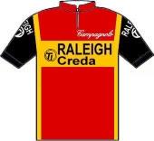 TI - Raleigh - Creda 1980 shirt