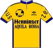 Henninger - Aquila Rossa 1980 shirt