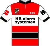 HB Alarm Systemen 1980 shirt