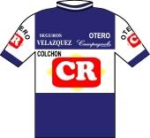 Colchon CR 1980 shirt