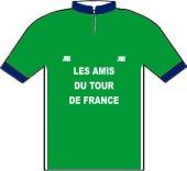 Les Amis du Tour de France 1980 shirt