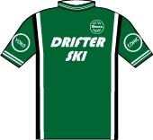 Drifter Ski 1980 shirt