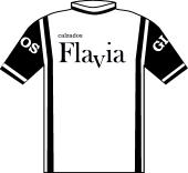 Flavia - Gios 1980 shirt