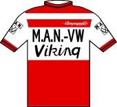M.A.N. - VW - Viking 1980 shirt
