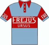 Frejus 1952 shirt