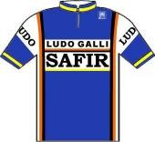 Safir - Ludo - Galli 1981 shirt