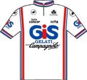 Gis Gelati - Campagnolo 1981 shirt