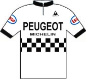 Peugeot - Esso - Michelin 1981 shirt