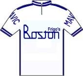Boston - Mavic 1981 shirt