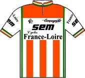 Sem - France-Loire - Campagnolo 1981 shirt