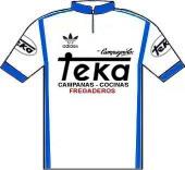 Teka - Campagnolo 1981 shirt