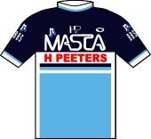 Masta - Immo H. Peeters - B.B.S. 1981 shirt