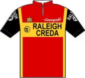 TI-Raleigh - Creda 1981 shirt