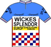 Splendor - Wickes Bouwmarkt - Europ Decor 1981 shirt