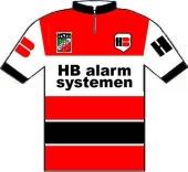 HB Alarm Systemen 1981 shirt