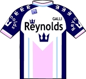 Reynolds - Galli 1981 shirt