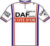 Daf Trucks - Côte d'Or 1981 shirt