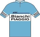 Bianchi - Piaggio 1981 shirt