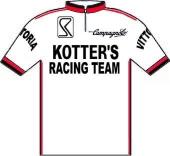 Kotter's Racing Team - G.B.C. 1981 shirt