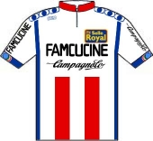 Famcucine - Campagnolo 1981 shirt