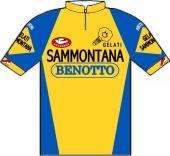 Sammontana - Benotto 1981 shirt