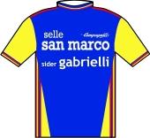Selle San Marco - Sider - Gabrielli 1981 shirt