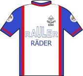 Rauler - Sakae - Rino 1981 shirt