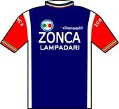Zonca - Club Amici della Pista 1981 shirt