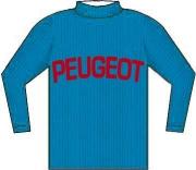 Peugeot - Wolber 1908 shirt