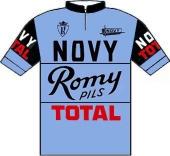 Novy - Romy Pils - Total - Dubble Bubble 1973 shirt