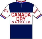 Canada Dry - Gazelle 1973 shirt