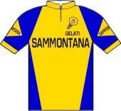 Sammontana 1973 shirt