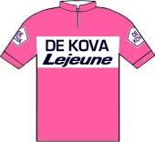 De Kova - Lejeune 1973 shirt